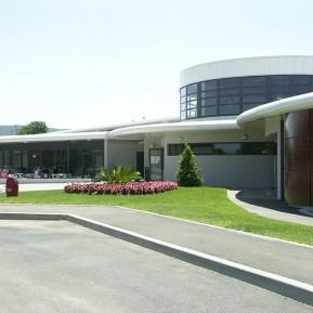 Le centre – Extérieur